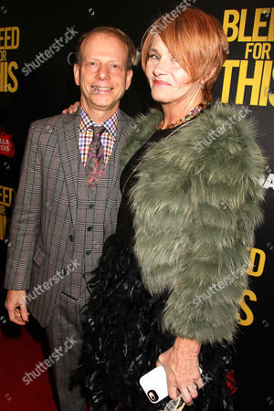 Bruce Cohen and Shawn Colvin