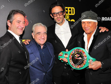 Chad Verdi, Martin Scorsese, Ben Younger, Vinny Paz
