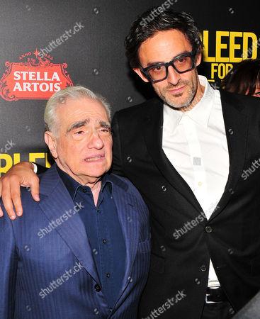 Martin Scorsese, Ben Younger