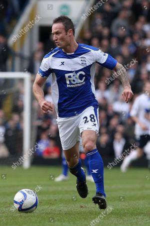 Football - FA Cup Quarter Final - Birmingham vs Bolton Wanderers Martin Jiranek of Birmingham City at St Andrews
