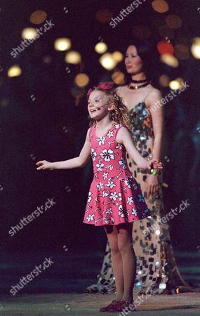 Editorial picture of Opening Ceremony Sydney Olympics  Australia Sydney - 15 September 2000