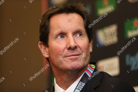 Rugby Union - 2015 Rugby World Cup - Pool Allocation Draw Robbie Deans (Austalia Coach) at Blue Fin Building London Southwark, London, UK