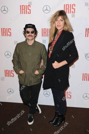 Editorial photo of 'Iris' film premiere, Paris, France - 14 Nov 2016