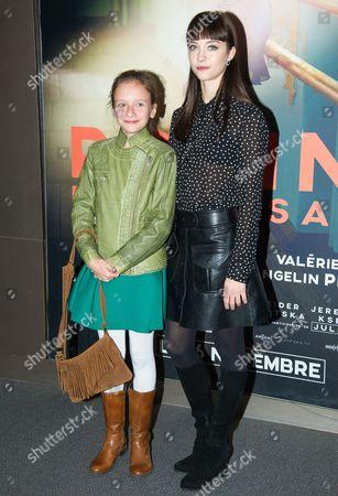 Veronika Zhovnytska and Anastasia Shevtsova
