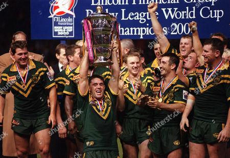 Editorial photo of Australia v New Zealand - 25 November 2000