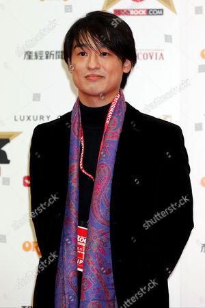 Stock Photo of Yuya Ozeki
