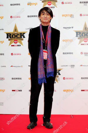 Editorial picture of Classic Rock Awards, Tokyo, Japan - 11 Nov 2016