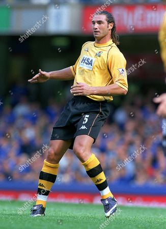 Lorenzo Amoruso (Blackburn) Chelsea v Blackburn Rovers 30/8/03