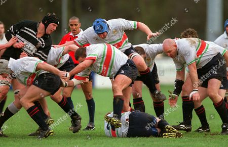 Editorial picture of Worcester v Otley - 18 Jan 2003