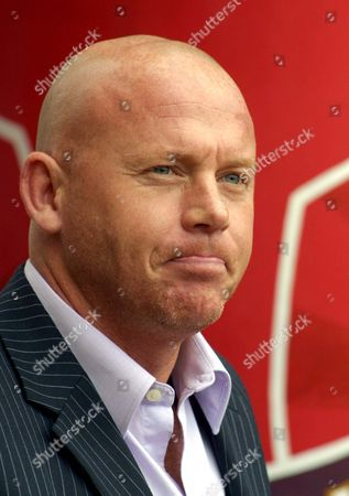 Perry Groves (Ex Arsenal player) Arsenal v Newcastle United 14/8/2005