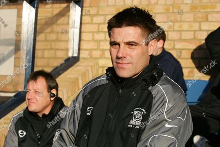 STEVE TILSON ( SOUTHEND MANAGER ) COCA-COLA CHAMPIONSHIP SOUTHEND UNITED v DERBY COUNTY 20/01/2007 ENGLAND SOUTHEND ON SEA
