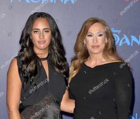Dany Garcia, Simone Alexandra Johnson