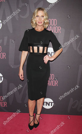 Editorial photo of 'Good Behavior' film premiere, New York, USA - 14 Nov 2016
