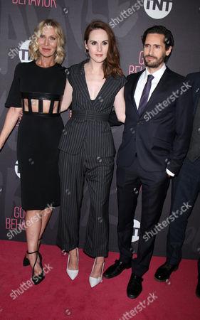 Editorial image of 'Good Behavior' film premiere, New York, USA - 14 Nov 2016