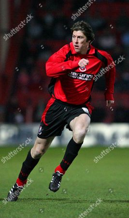 Darren Anderton (Bournemouth) AFC Bournemouth vs Chester at Dean Court Bournemouth Coca-Cola Football League Two 6/12/2008 England London