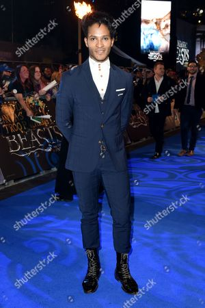 Editorial picture of 'Fantastic Beasts and Where To Find Them' film premiere, London, UK - 15 Nov 2016