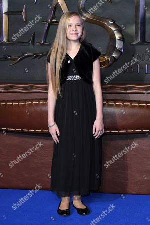 Editorial photo of 'Fantastic Beasts and Where To Find Them' film premiere, London, UK - 15 Nov 2016