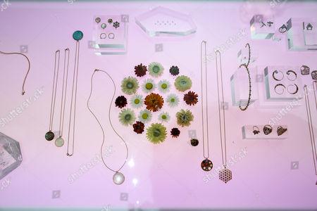 Noor Fares jewellery from the Akasha Range