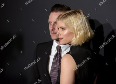 Stock Picture of Jamie Bell and Kate Mara