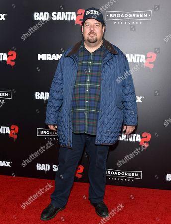 Editorial photo of 'Bad Santa 2' film premiere, Arrivals, New York, USA - 15 Nov 2016