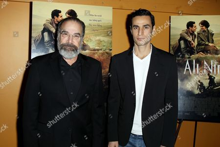 Mandy Patinkin, Adam Bakri