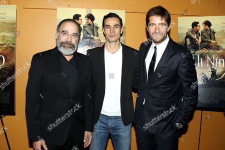 Mandy Patinkin, Adam Bakri, Kris Thykier (Producer)
