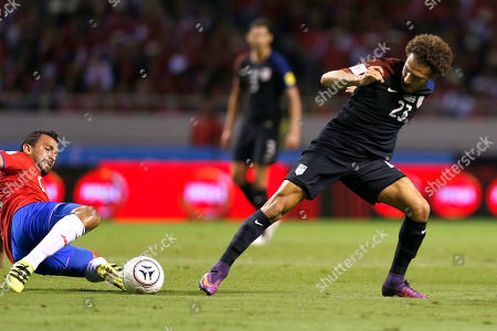 Editorial picture of Costa Rica v USA, World Cup qualifying football match, San Jose, Costa Rica - 15 Nov 2016