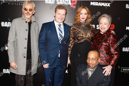Billy Bob Thornton, Brett Kelly, Christina Hendricks, Kathy Bates, Tony Cox