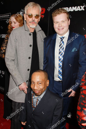Billy Bob Thornton, Brett Kelly, Tony Cox