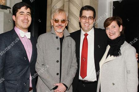 Stock Photo of Daniel Hammond, Billy Bob Thornton, Dylan Wiley and Zanne Devine
