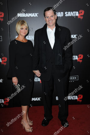 Dina Spybey, Mark Waters