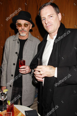 Billy Bob Thornton and Mark Waters