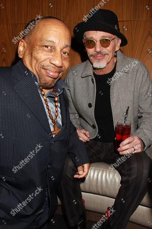 Tony Cox and Billy Bob Thornton