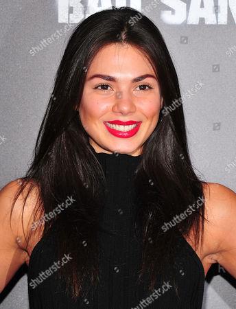 Stock Picture of Amanda Faical