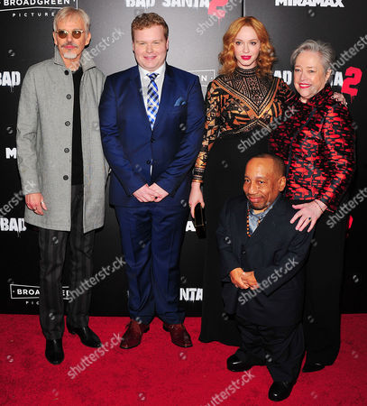 Stock Photo of Billy Bob Thornton, Brett Kelly, Tony Cox, Christina Hendricks, Kathy Bates
