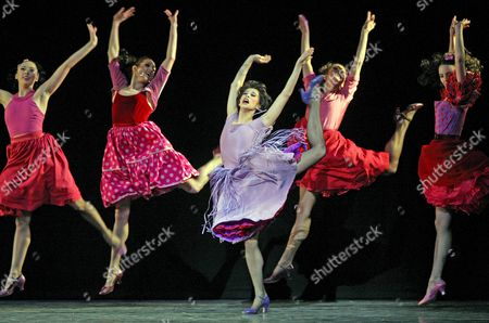 Ballet and Broadway - West Side Story Suite - Georgina Pazcoguin
