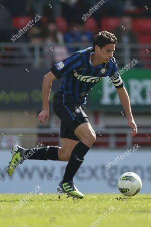 Football - NextGen Series Final - Ajax vs Inter Milan Andrea Romano of Inter