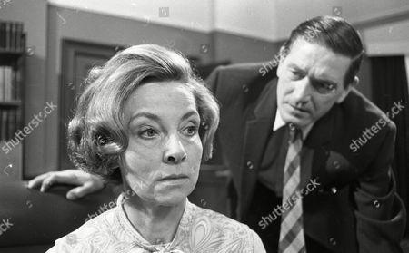 Richard Butler (as Harry Garbutt) and Clare Kelly (as Millie Garbutt)