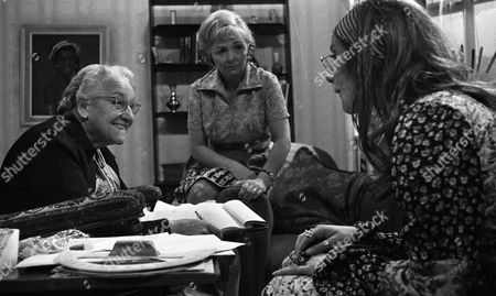 Madoline Thomas (as Granny), Zoe Wanamaker (as Alice) and Mary Chester (as Mother)