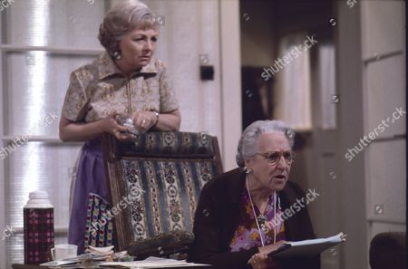 Madoline Thomas (as Granny) and Mary Chester (as Mother)