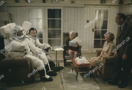 Editorial image of 'The Eagle Has Landed' TV Play - Apr 1973