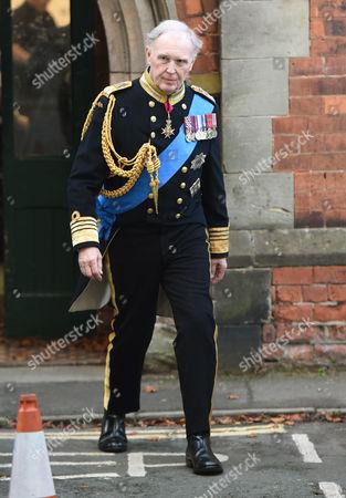Tim Pigott-Smith playing Prince Charles