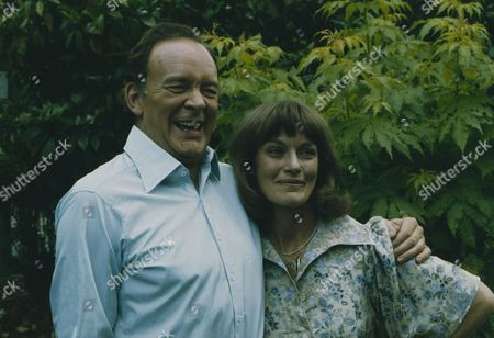 Tony Britton (as Christopher Collinson) and Ann Firbank (as Alice Collinson)