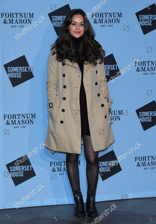Editorial picture of Skate at Somerset House with Fortnum & Mason VIP launch party, Somerset House, London, UK - 16 Nov 2016