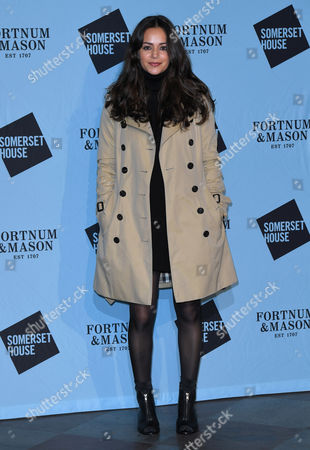 Editorial image of Skate at Somerset House with Fortnum & Mason VIP launch party, Somerset House, London, UK - 16 Nov 2016