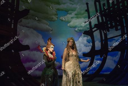 Editorial image of 'The Tempest' Play performed by the Royal Shakespeare Company at Stratford-upon-Avon, UK, 16 Nov 2016
