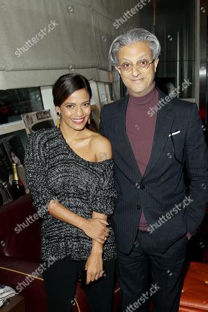Stock Photo of Priyanka Bose, Max Vadukul