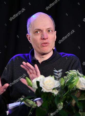 Stock Image of Alain de Botton
