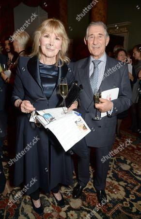 Susan Hampshire and Ian Leiber