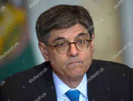 Jack Lew Secretary of the Treasury and Council Chairperson Jack Lew listens during the Financial Stability Oversight Council at the Treasury Department in Washington